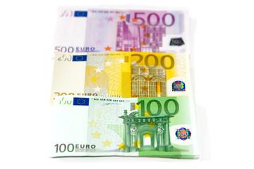Stapel Euros