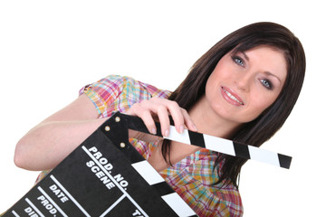 Female movie director