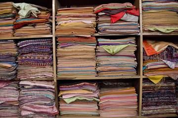 Tuche in Indien