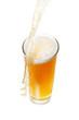 Fototapete Isoliert - Mug - Bier / Apfelwein