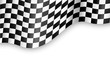 checkered flag background - 49952626