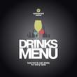Drinks Menu Design