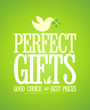 Perfect gifts design.
