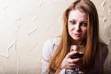 Woman in depression - Fine Art prints