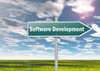 "Signpost ""Software Development"""