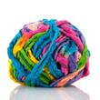 modern ball wool