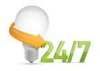 ideas 24 7 service moving concept