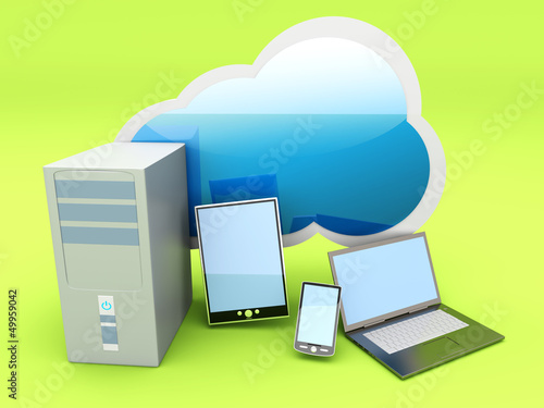 Cloud computing..