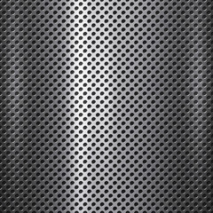 Metal mesh background or texture