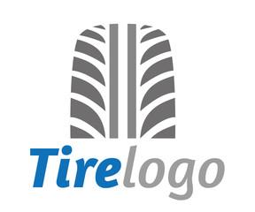 Logo tire