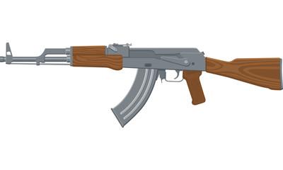 Assault Rifle or Submachine Gun