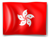 Flag of Hongkong