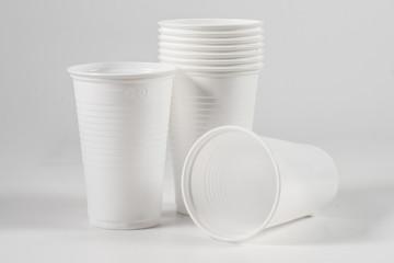 Plastikbecher