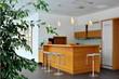 Küche moderne Architektur