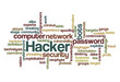 Hacker Word Cloud