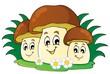 Mushroom theme image 7