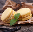 Macarons, Vanille