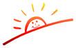 Sonnenschein...lachende Sonne