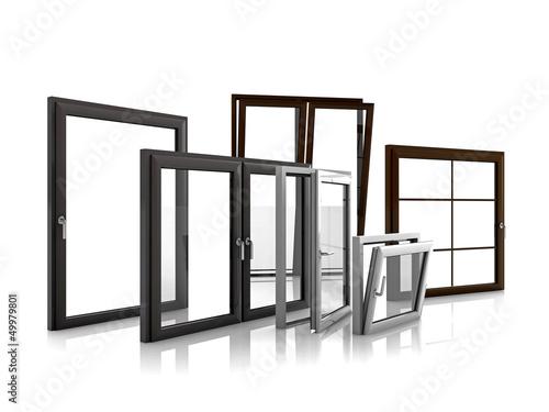 Verschiedene Fenster - 49979801
