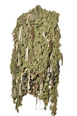 Military uniform -ghillie suit