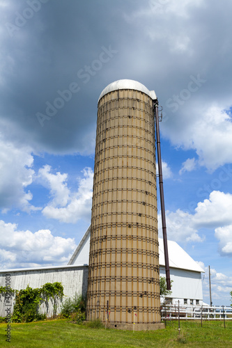 Traditional American Silos