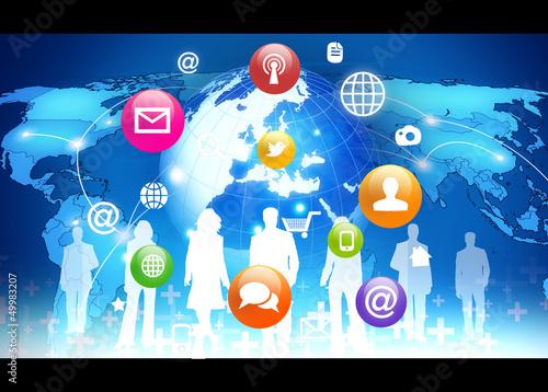 Monde réseaux