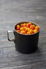 Rubus chamaemorus  moros mulberry herb fruits