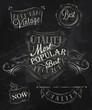 Heraldry chalk premium
