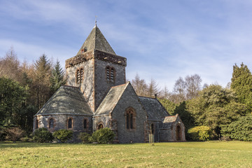 Building, Church, Southwick parish church, DumfrieS & Galloway