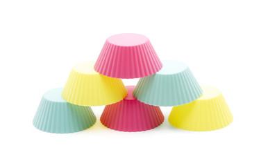 pyramid cupcake