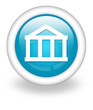 "Light Blue Icon ""Bank"""