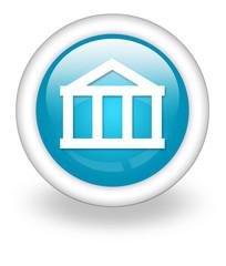 "Light Blue Icon ""Bank"""