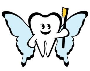 teeth - tooth - tooth fairy (dent theme)