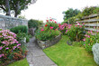 Beautiful, old, garden