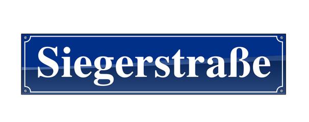 Siegerstrasse