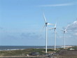 Wind Turbine - Green Energy - The Industrial Port Of Ijmuiden