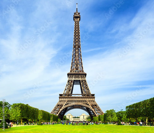 canvas print picture Eiffel Tower - Paris