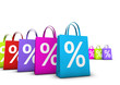 Shopping Bags Percent Discount