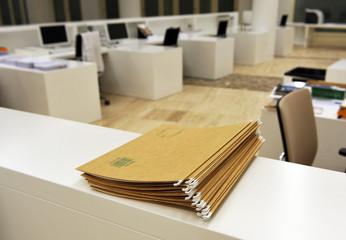 Business, bureaucracy, office