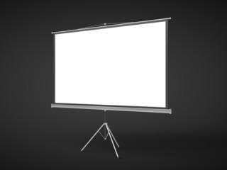 blank screen