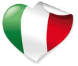Heart-Sticker Italia