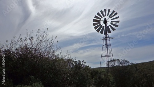 Windmill - southern style to pump up water