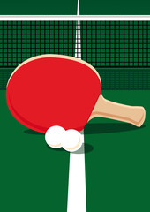 Tischtennis, Ping Pong