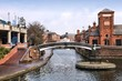 Birmingham, UK - water canals