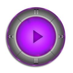 Start-Button violet