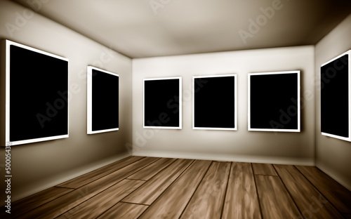 room framework decoration