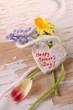 Happy Mother´s Day  Romantic Look