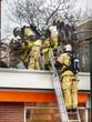 Firemen team