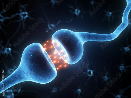 3d rendered illustration of an active receptor