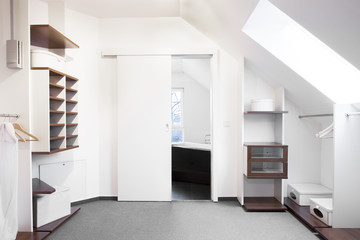 Ankleidezimmer © Matthias Buehner